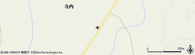 山形県尾花沢市寺内974周辺の地図