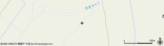 山形県尾花沢市寺内2498周辺の地図