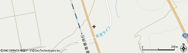 山形県尾花沢市芦沢1079周辺の地図