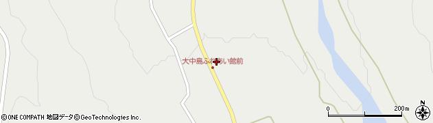 山形県東田川郡庄内町立谷沢大谷15周辺の地図
