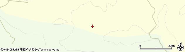 山形県鶴岡市砂谷(沢道)周辺の地図