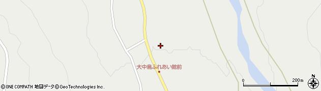 山形県東田川郡庄内町立谷沢大谷10周辺の地図