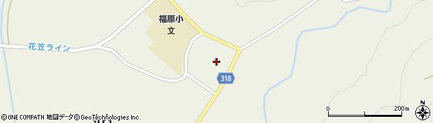山形県尾花沢市寺内1042周辺の地図