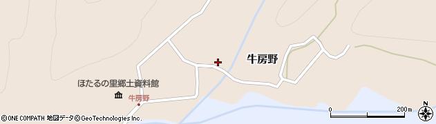 山形県尾花沢市牛房野315周辺の地図