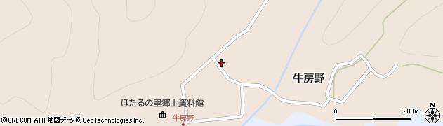 山形県尾花沢市牛房野547周辺の地図