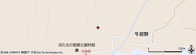 山形県尾花沢市牛房野556周辺の地図