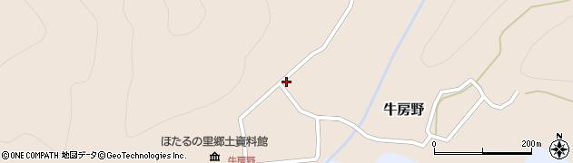 山形県尾花沢市牛房野546周辺の地図