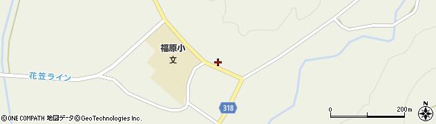山形県尾花沢市寺内1064周辺の地図