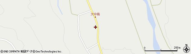 山形県東田川郡庄内町立谷沢大谷44周辺の地図