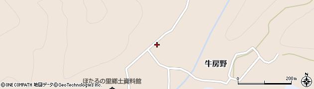 山形県尾花沢市牛房野535周辺の地図