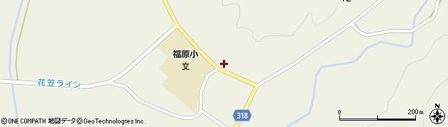 山形県尾花沢市寺内1063周辺の地図