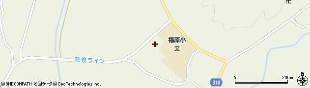 山形県尾花沢市寺内1175周辺の地図