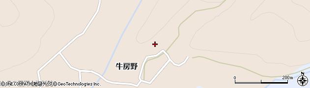 山形県尾花沢市牛房野276周辺の地図