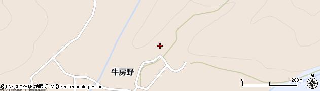 山形県尾花沢市牛房野273周辺の地図