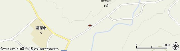 山形県尾花沢市寺内709周辺の地図