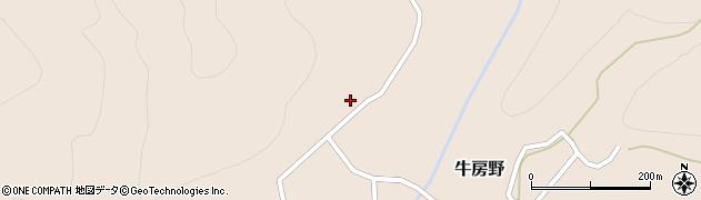 山形県尾花沢市牛房野519周辺の地図