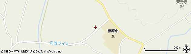 山形県尾花沢市寺内1193周辺の地図