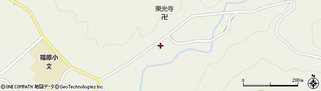 山形県尾花沢市寺内683周辺の地図