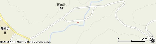 山形県尾花沢市寺内436周辺の地図