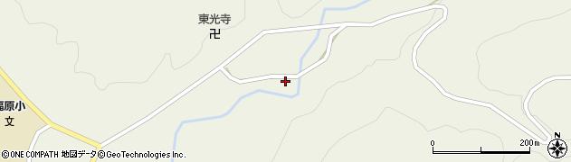 山形県尾花沢市寺内437周辺の地図