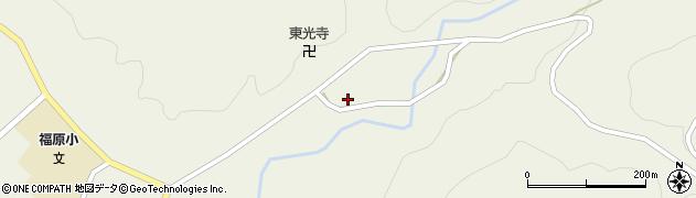山形県尾花沢市寺内674周辺の地図