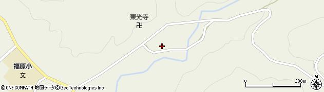 山形県尾花沢市寺内672周辺の地図