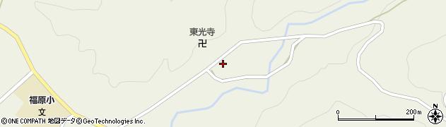 山形県尾花沢市寺内678周辺の地図