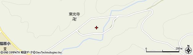 山形県尾花沢市寺内618周辺の地図