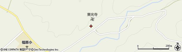 山形県尾花沢市寺内687周辺の地図