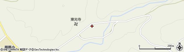 山形県尾花沢市寺内669周辺の地図