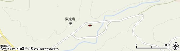 山形県尾花沢市寺内615周辺の地図