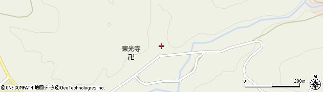山形県尾花沢市寺内625周辺の地図