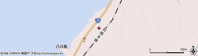 山形県鶴岡市五十川(丙)周辺の地図