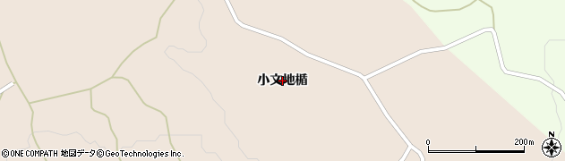 山形県鶴岡市たらのき代(小文地楯)周辺の地図