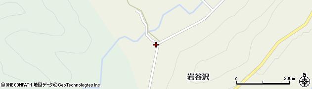 山形県尾花沢市岩谷沢29周辺の地図