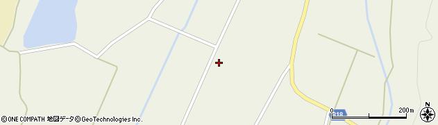 山形県尾花沢市寺内2569周辺の地図
