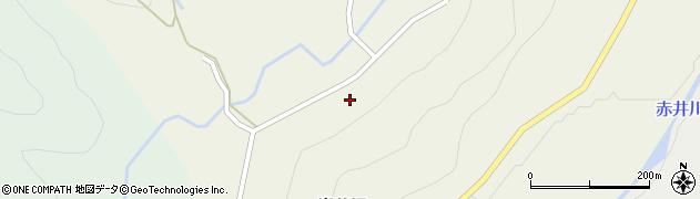 山形県尾花沢市岩谷沢63周辺の地図
