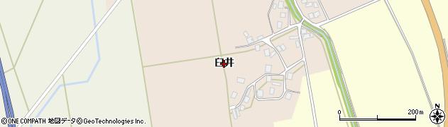 山形県鶴岡市常盤木(臼井)周辺の地図