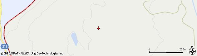 山形県東田川郡庄内町立谷沢仲俣割周辺の地図