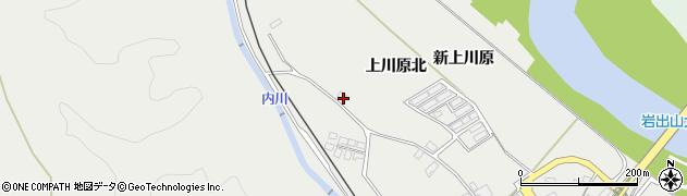 宮城県大崎市岩出山(上川原南)周辺の地図