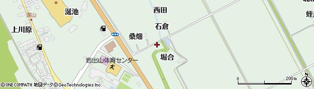 宮城県大崎市岩出山上野目(西田)周辺の地図