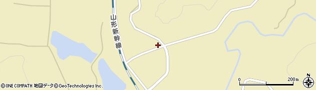 山形県尾花沢市名木沢1885周辺の地図