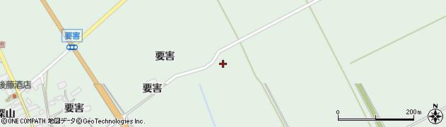 宮城県大崎市岩出山上野目(田螺田)周辺の地図