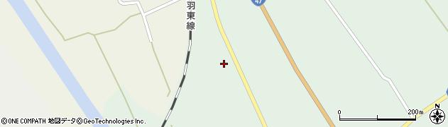 宮城県大崎市岩出山上野目(上辻堂)周辺の地図