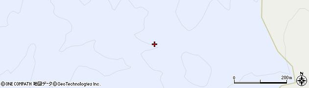 山形県鶴岡市堅苔沢(葭浦)周辺の地図