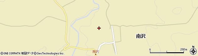 山形県尾花沢市南沢117周辺の地図