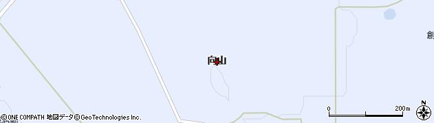 山形県鶴岡市羽黒町川代(向山)周辺の地図