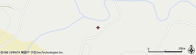 宮城県大崎市岩出山(下真山石神)周辺の地図