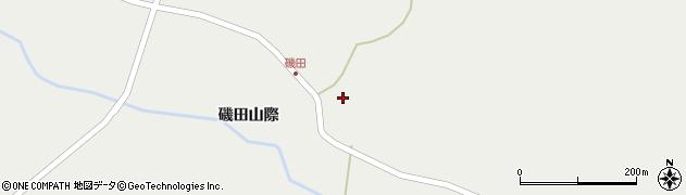 宮城県大崎市岩出山(磯田滑)周辺の地図
