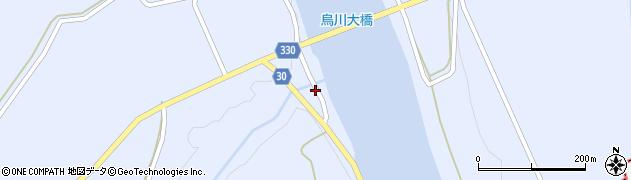 山形県最上郡大蔵村赤松1775周辺の地図
